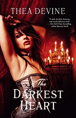 The Darkest Heart Cover