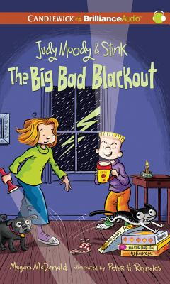The Big Bad Blackout (Judy Moody & Stink #3) Cover Image
