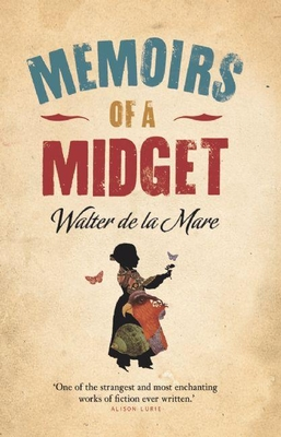 Memoirs of a Midget Cover