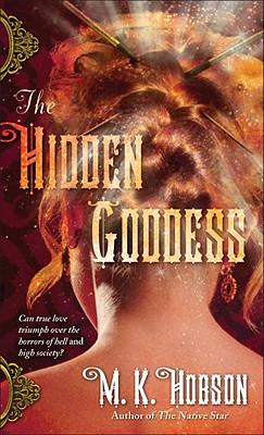 The Hidden Goddess Cover
