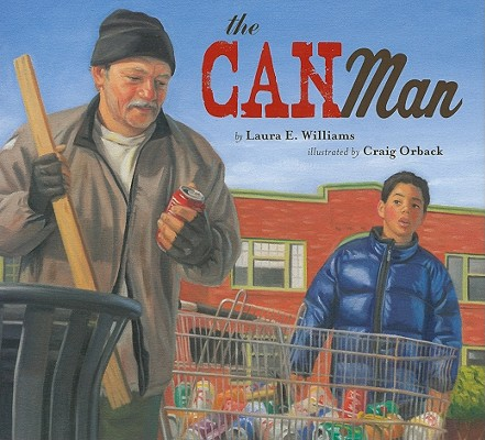 The Can Man Cover