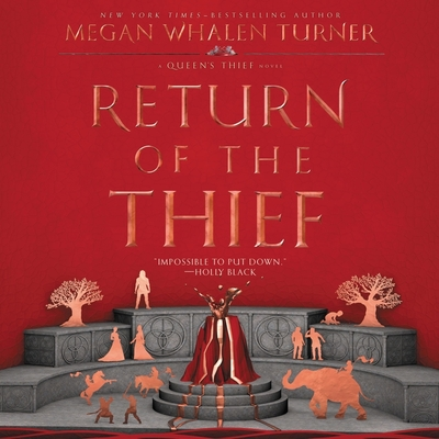 Return of the Thief Lib/E Cover Image