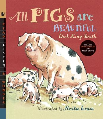 All Pigs Are Beautiful [With Read-Along CD with Music & Facts] Cover