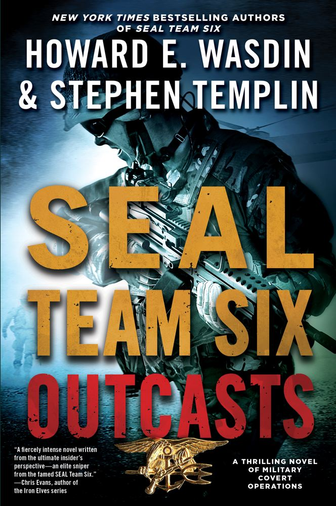 Seal Team Six Outcasts Cover