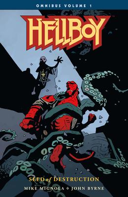 Hellboy Omnibus Volume 1: Seed of Destruction Cover Image