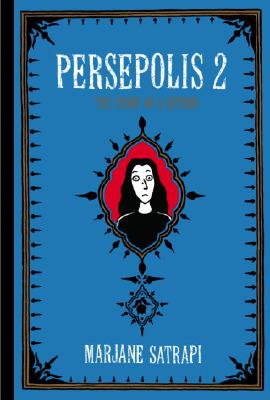 Persepolis 2: The Story of a Return Cover Image