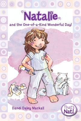 Natalie and the One-Of-A-Kind Wonderful Day! Cover