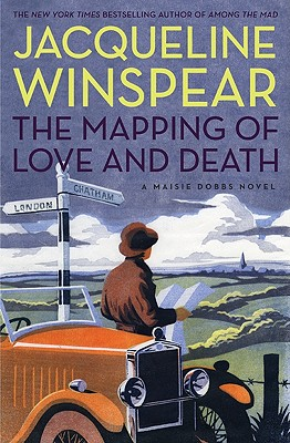 The Mapping of Love and Death Cover