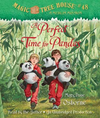 A Perfect Time for Pandas Cover