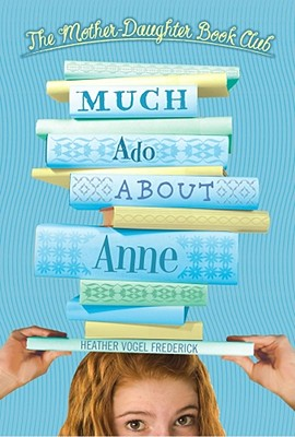 Much Ado about Anne Cover