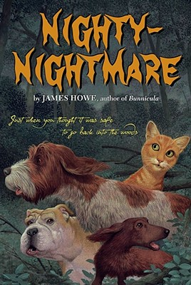Cover for Nighty-Nightmare (Bunnicula and Friends)