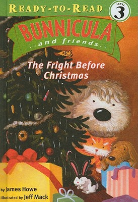 The Fright Before Christmas (Bunnicula and Friends (Prebound) #5) Cover Image