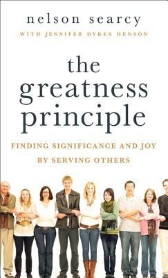 Cover for The Greatness Principle