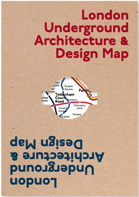 London Underground Architecture & Design Map Cover Image