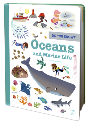 Do You Know?: Oceans and Marine Life Cover Image