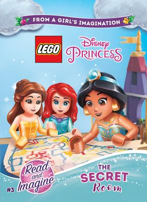 LEGO Disney Princess: The Secret Room Cover Image