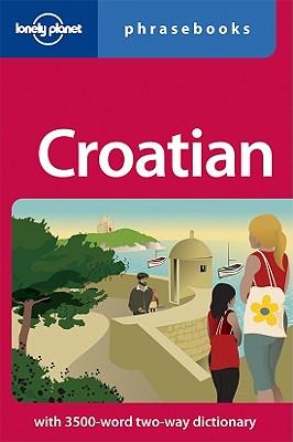 Croatian Phrasebook Cover Image
