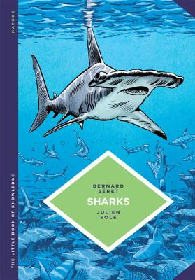 The Little Book of Knowledge: Sharks Cover Image
