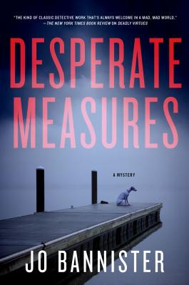 Cover for Desperate Measures