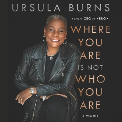 Where You Are Is Not Who You Are Lib/E: A Memoir Cover Image
