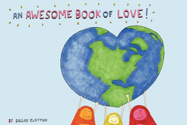An Awesome Book of Love! Cover Image