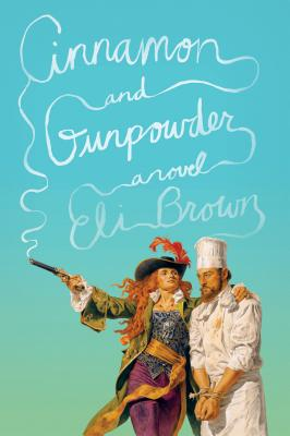 Cinnamon and Gunpowder Cover