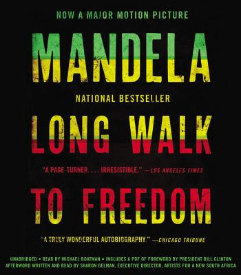 Cover for Long Walk to Freedom