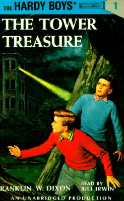 The Hardy Boys #1: The Tower Treasure Cover Image