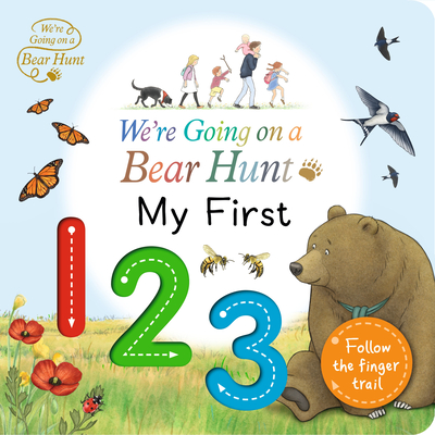 We're Going on a Bear Hunt: My First 123 Cover Image