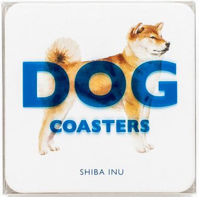 Dog Coasters Cover Image