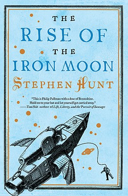The Rise of the Iron Moon Cover