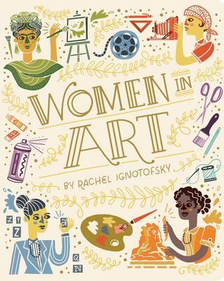 Women in Art (Women in Series) Cover Image
