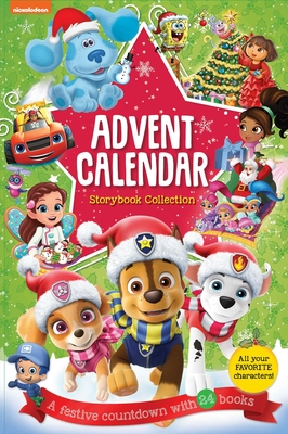 Nickelodeon: Storybook Collection Advent Calendar Cover Image
