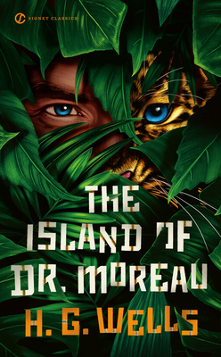 The Island of Dr. Moreau Cover