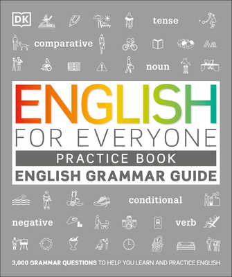 English for Everyone Grammar Guide Practice Book Cover Image
