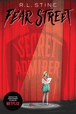 Secret Admirer (Fear Street) Cover Image
