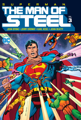 Superman: The Man of Steel Vol. 3 Cover Image