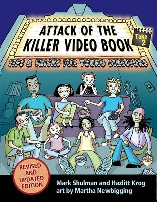 Attack of the Killer Video Book Take 2 Cover