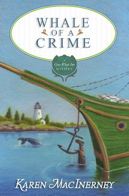 Whale of a Crime (Gray Whale Inn Mysteries #7) Cover Image