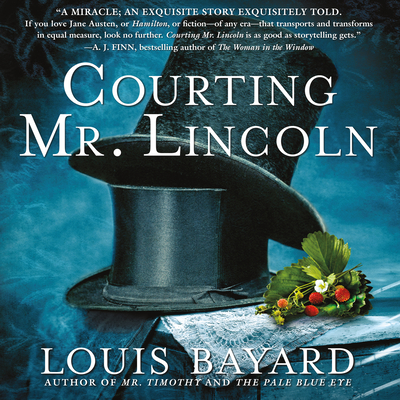 Courting Mr. Lincoln Cover Image
