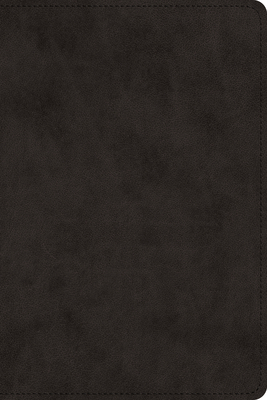 ESV Personal Reference Bible (Trutone, Black) Cover Image