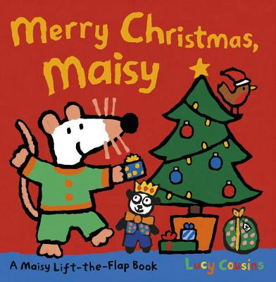 Merry Christmas, Maisy Cover