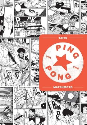Ping Pong, Vol. 2 (Ping Pong #2) Cover Image