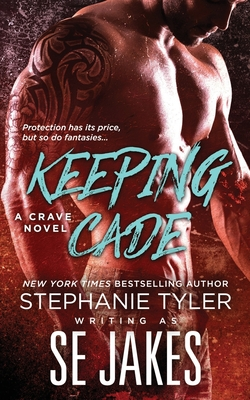 Cover for Keeping Cade