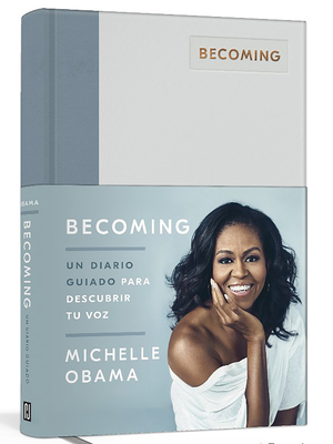 Becoming. Un diario guiado / Becoming: A Guided Journal for Discovering Your Voice Cover Image