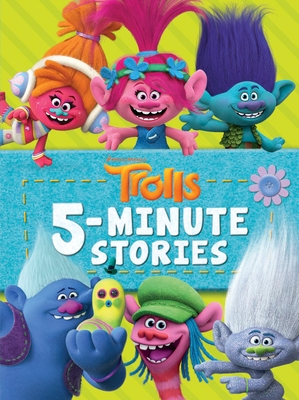 Trolls 5- Minute Stories by Random House