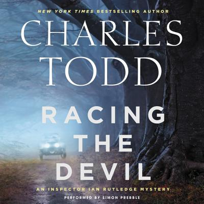 Racing the Devil (Inspector Ian Rutledge Mysteries) Cover Image