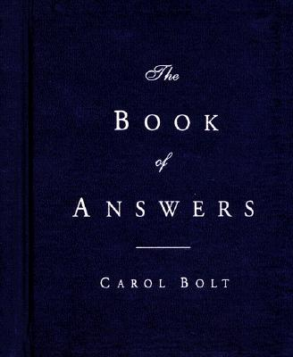 Book of Answers Cover Image