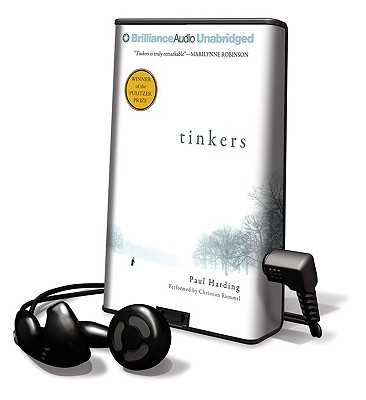 Tinkers [With Earbuds] Cover Image