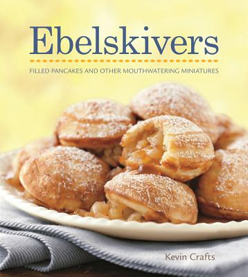 Ebelskivers Cookbook Cover Image